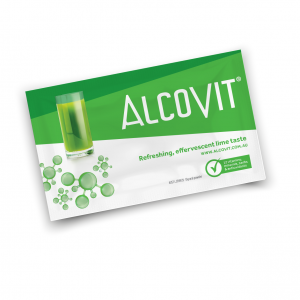 Alcovit Single Purchase Options 1 to 25 Sachets